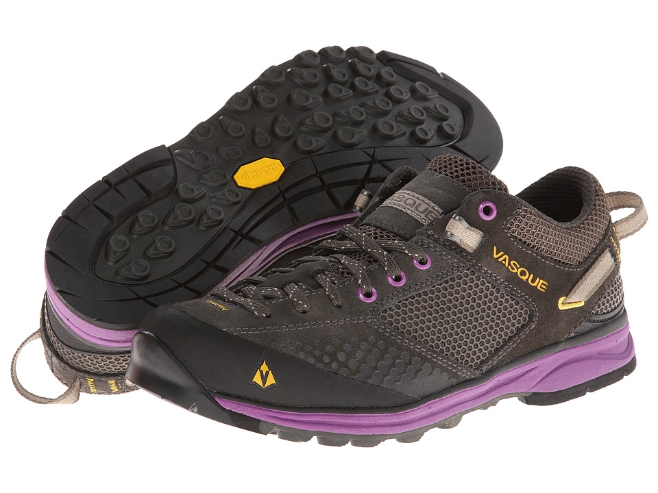 Vasque - Grand Traverse (Beluga/Bungee Cord/Dewberry) Women's Shoes