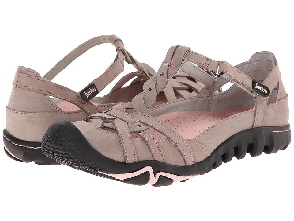 Jambu - Xterra Air Vent 360 (Cement/Petal) Women's Shoes