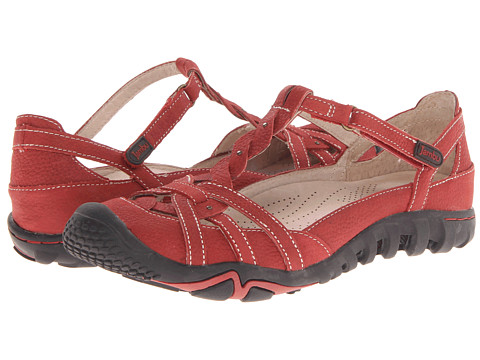Jambu - Xterra Air Vent 360 (Red/Tan) Women's Shoes