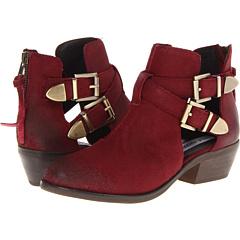 Steve Madden Cinch (Burgandy Suede) Footwear
