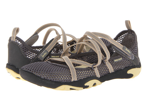 Jambu - Tidal - Terra Marine (Charcoal/Butter Cream) Women's Shoes