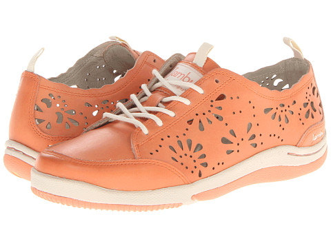 Jambu - Bloom - Biodegradable (Coral) Women's Shoes