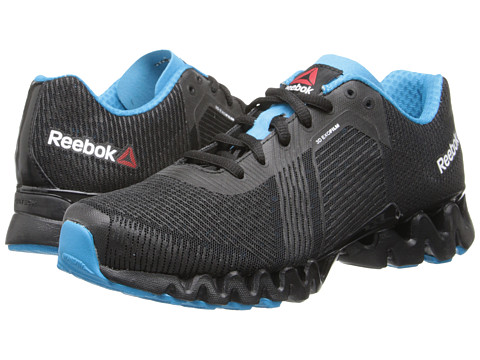 Reebok - Zigtech 3.0 Energy (Black/Blue Bomb/White) Women