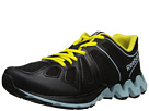 Reebok Zigkick Dual (Black/Cool Breeze/Ultimate Yellow) Women's Running Shoes