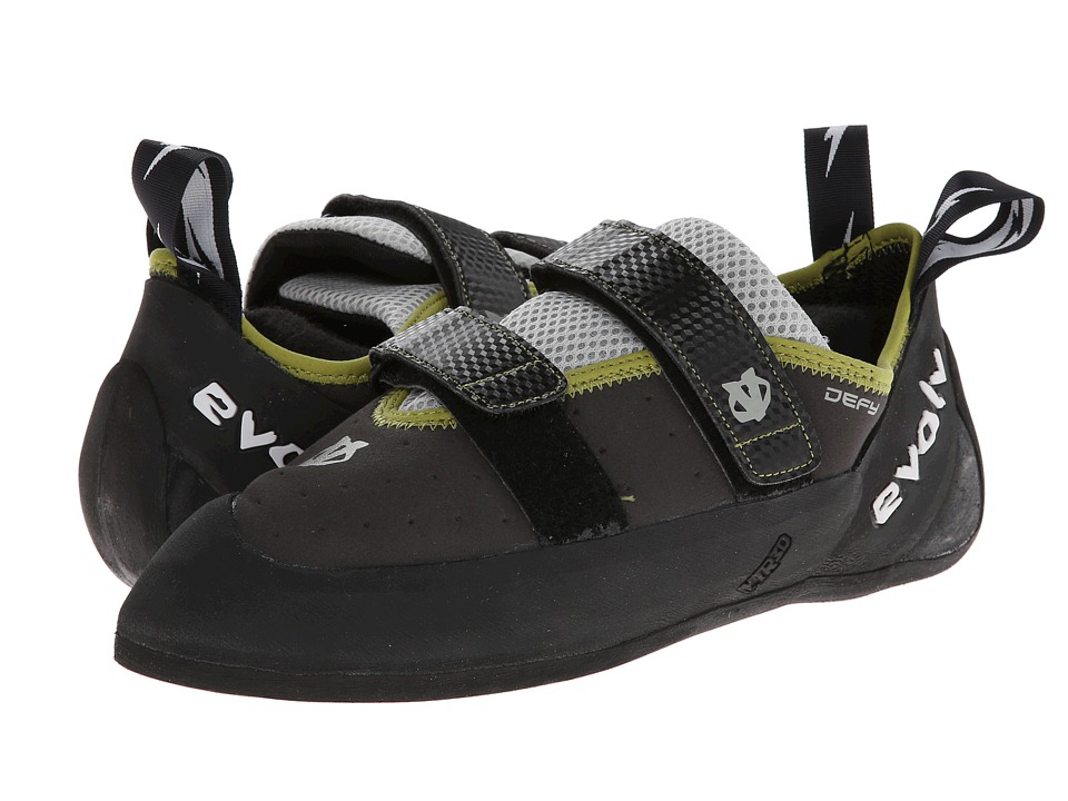 EVOLV - Defy (Charcoal) Men's Shoes