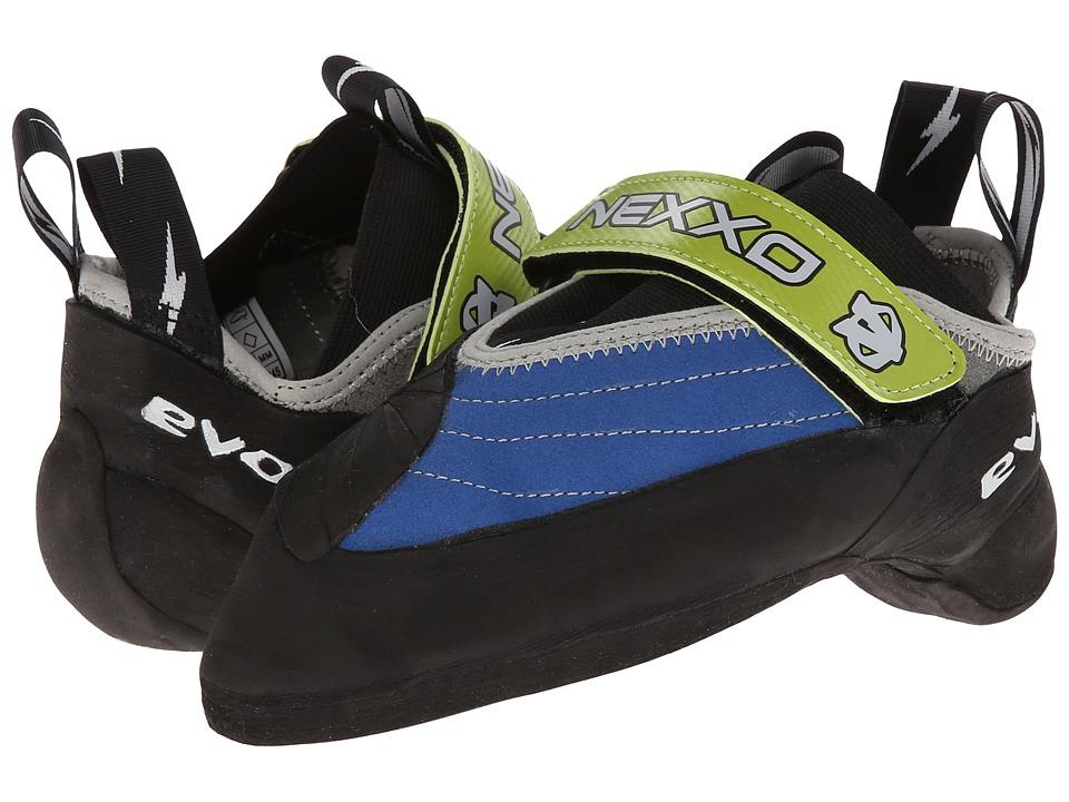 EVOLV - Nexxo (Blue/Green) Men's Shoes
