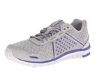 Reebok - Realflex Scream 4.0 (Steel/Flat Grey/Purple Vibe/White)