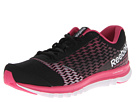 Reebok Sublite Duo Instinct (Black/Pink Fusion/Candy PinkWhite) Women's Running Shoes