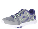 Reebok Yourflex Trainette RS 4.0 (Flat Grey/Violet Volt/Sea Glass/White) Women's Cross Training Shoes