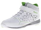 Reebok Studio Choice Mid (White/Green Smash/Steel/Flat Grey) Women's Shoes