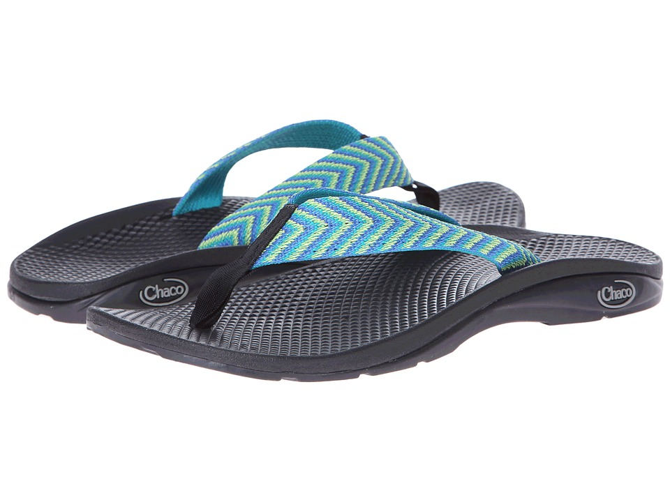Chaco - Flip EcoTread (Fiesta Blue) Women's Shoes