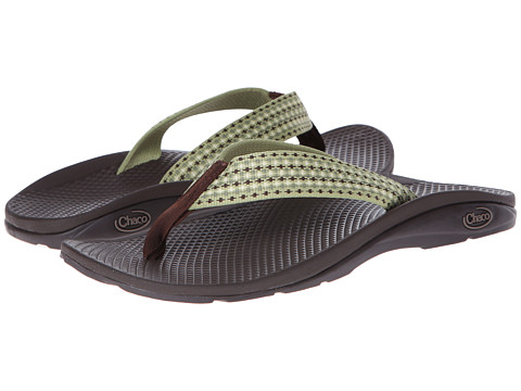 Chaco - Flip EcoTread (Leaf Piles) Women's Shoes
