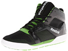 Reebok - Dance Urtempo Mid (Black/Green Smash)