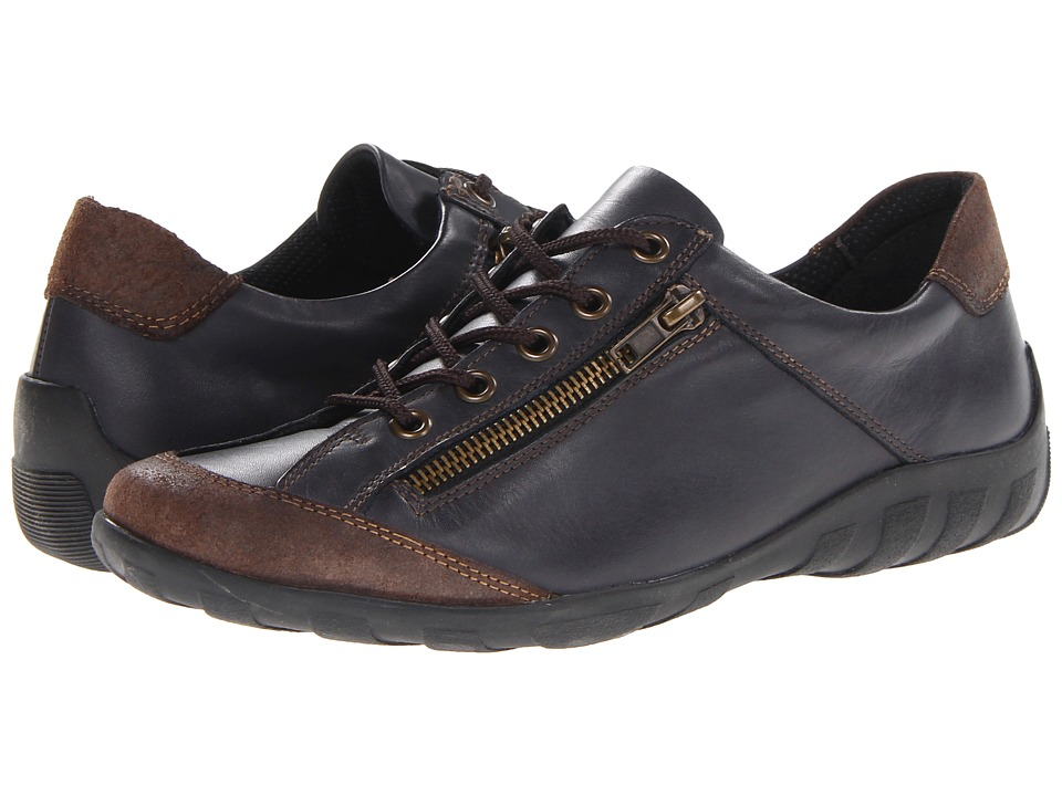 Rieker - R3421 Liv 21 (Lake) Women's Lace up casual Shoes