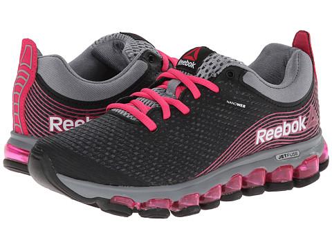 Reebok - Z Jet (Graphite/Pink Fusion/Flat Grey/Black) Women