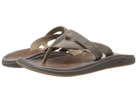 Chaco - Palma Flip (Chocolate Brown) Women's Shoes