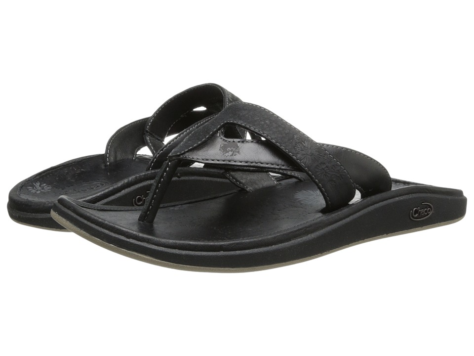 Chaco - Palma Flip (Raven) Women's Shoes