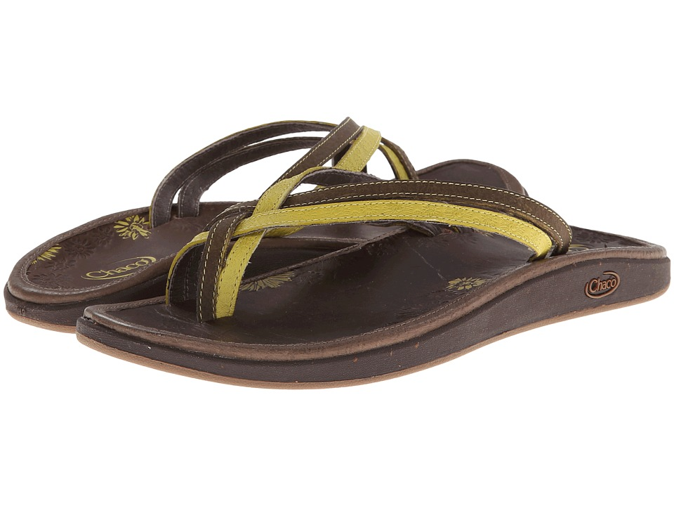 Chaco - Addison Flip (Celery) Women's Shoes
