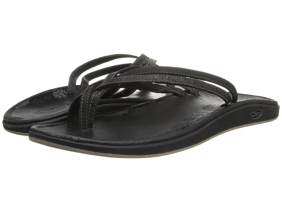 Chaco - Addison Flip (Raven) Women's Shoes