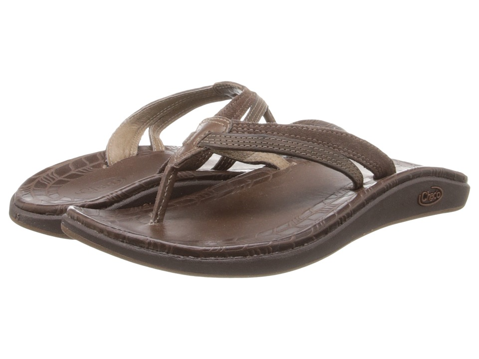 Chaco - Harper Flip (Chocolate Brown) Women