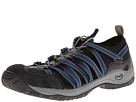 Chaco Outcross Lace (Steel/Stealth Gray/Stealth Gray)