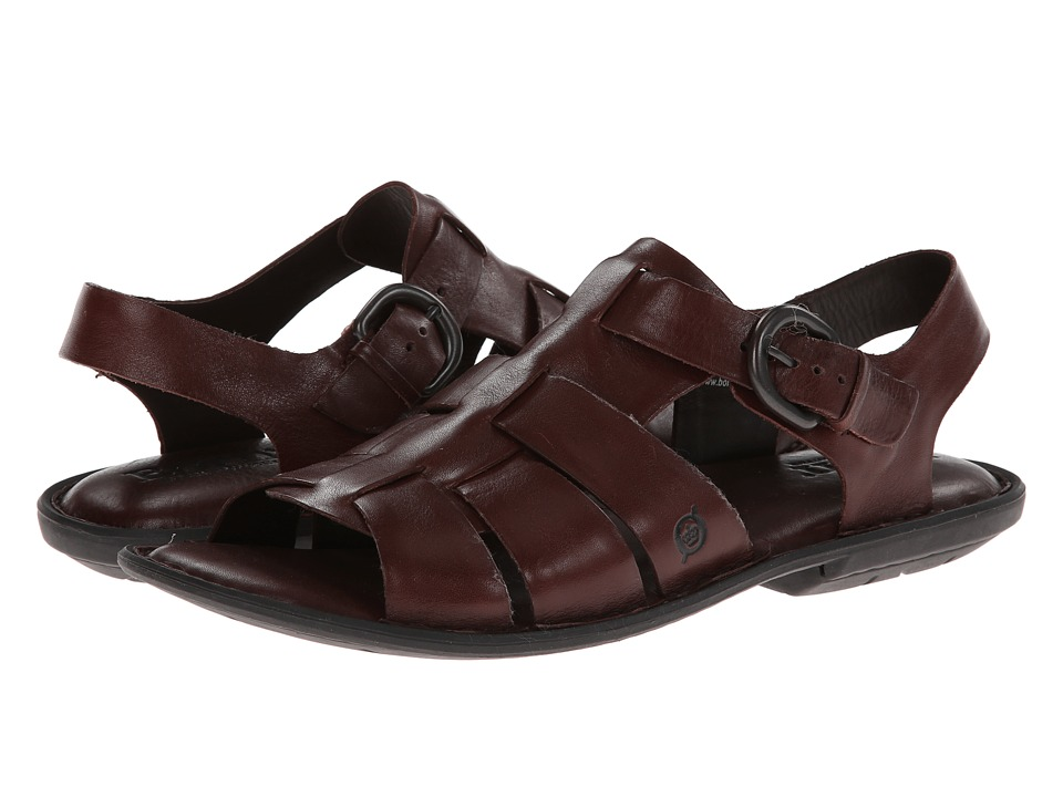Born - Chamberlain (Brown) Men's Sandals