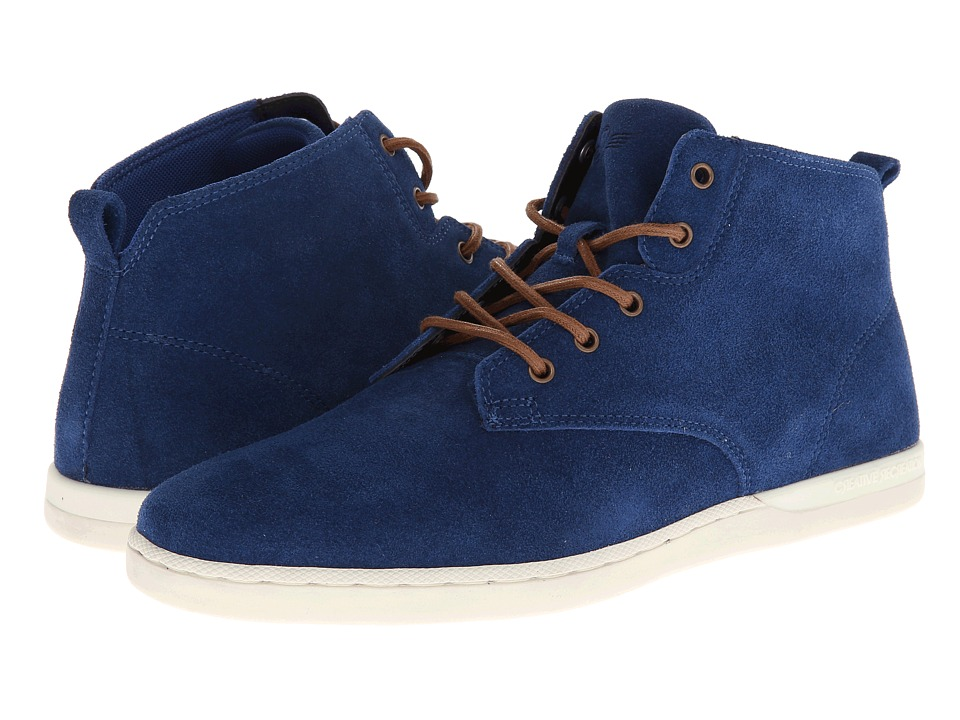 Creative Recreation - Vito (Navy/Vintage) Men's Lace up casual Shoes