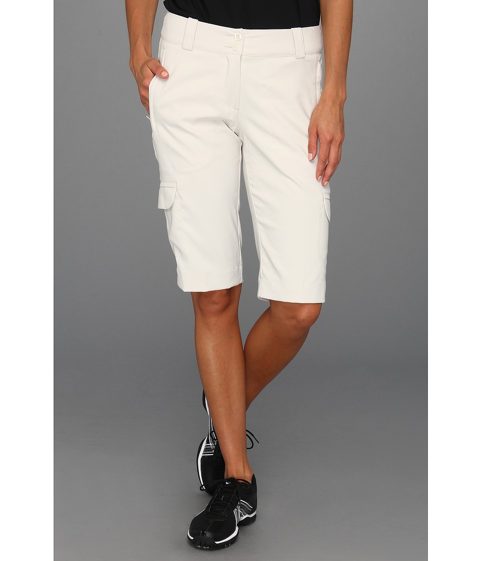 Nike Golf - Tech Long Sport Short (Light Bone/Light Bone) Women's Shorts