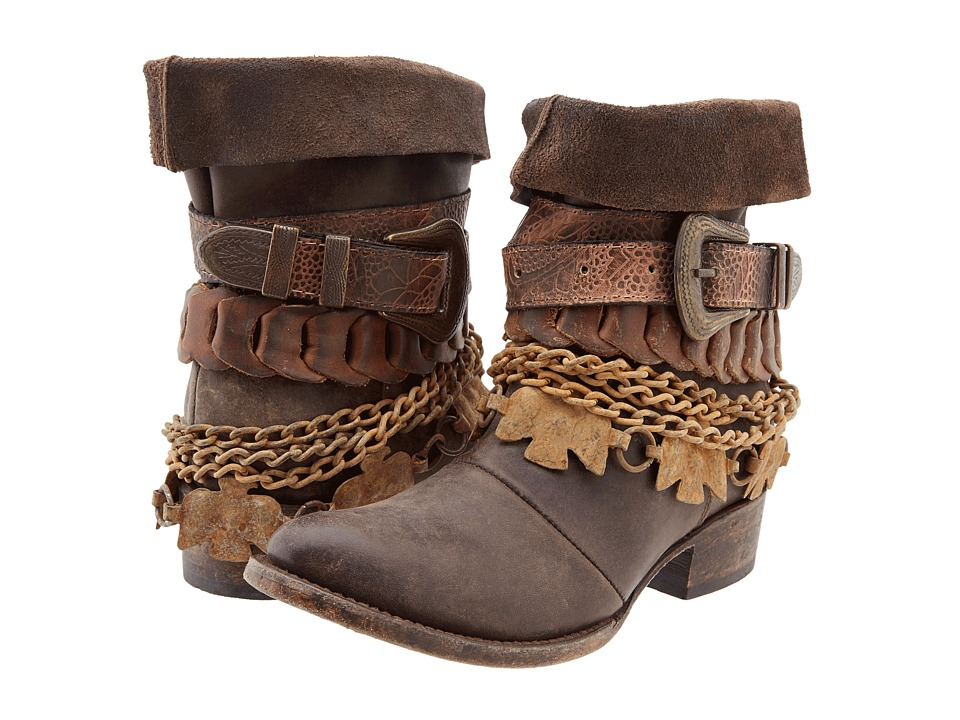 Freebird - Yerba (Brown) Women's Boots