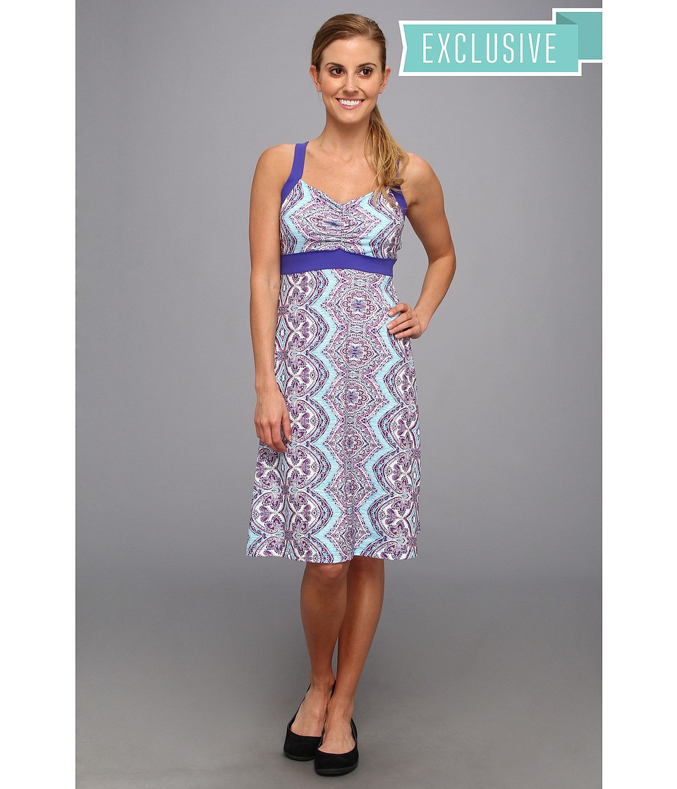 Prana - Amaya Dress (Sail Bali) Women