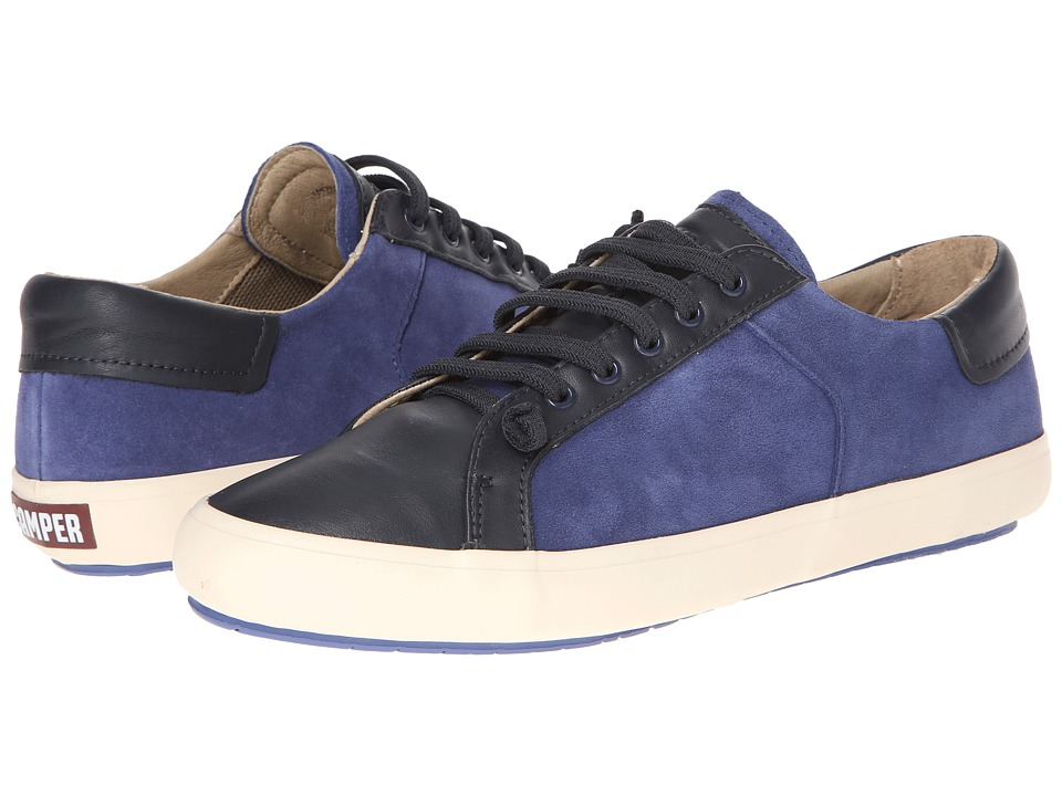 Camper - Portol - 18839 (Navy Blue) Men's Lace up casual Shoes