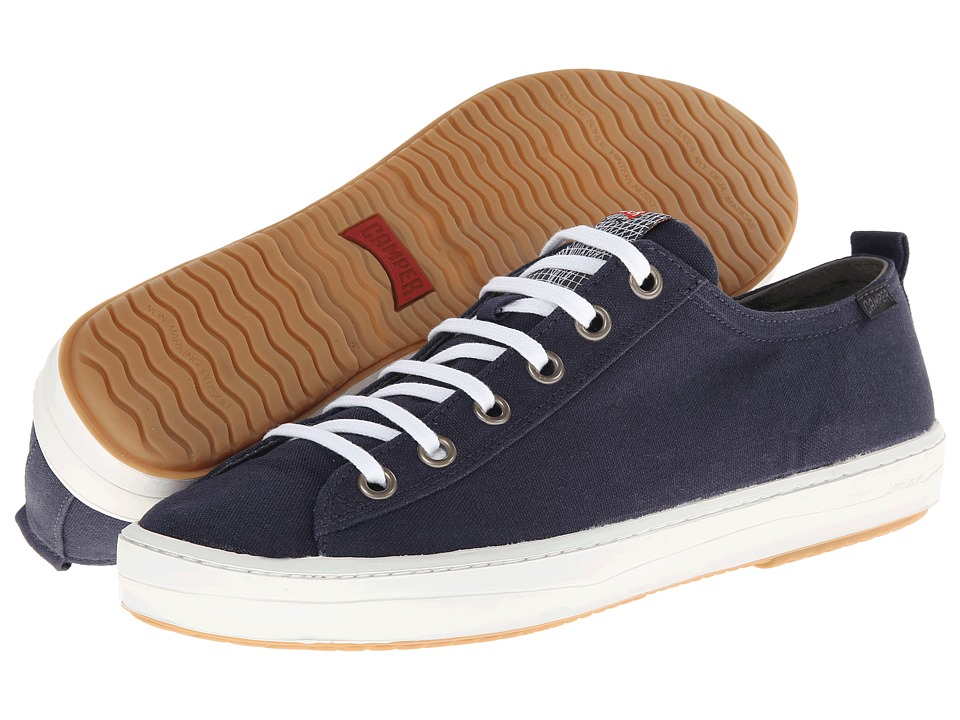 Camper - Imar - 18858 (Navy Blue) Men's Lace up casual Shoes