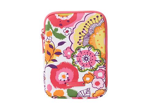 Vera Bradley Neoprene Medium Tablet Sleeve (Clementine) Computer Bags