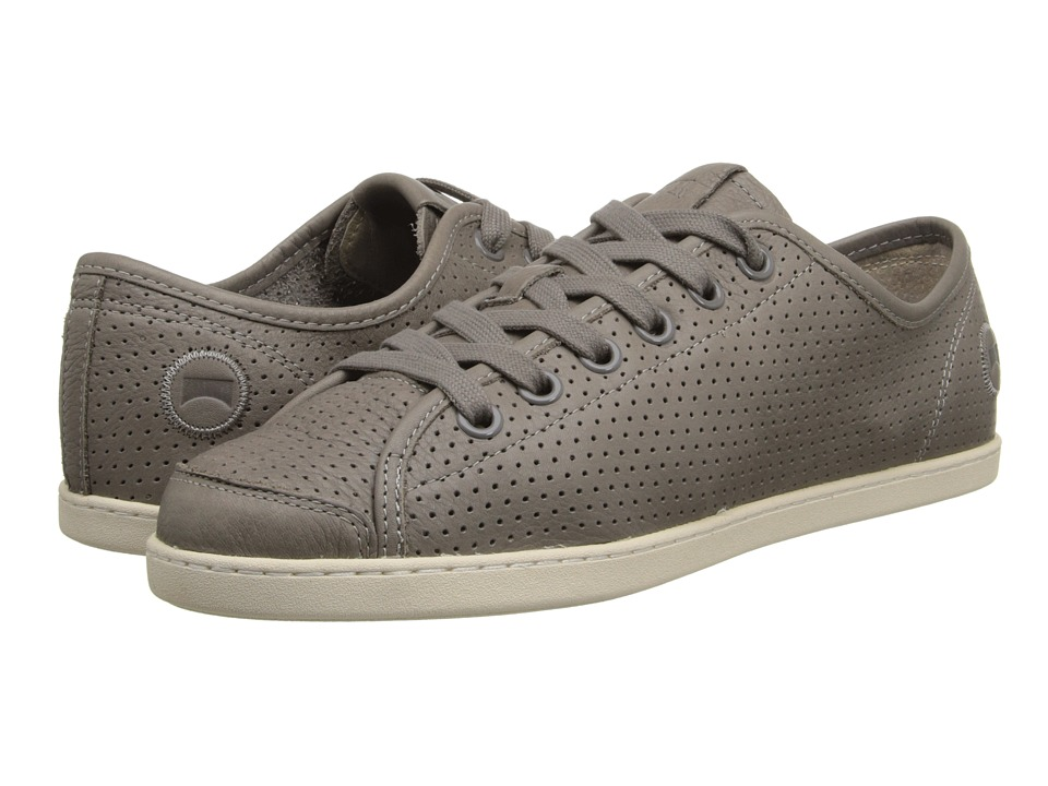 Camper - UNO - 18785 (Light Grey) Men's Lace up casual Shoes