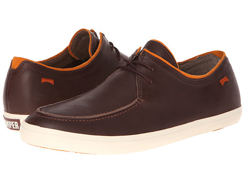 Camper - Motel - 18831 (Brown) Men's Lace up casual Shoes