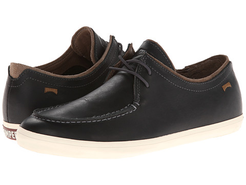 Camper - Motel - 18831 (Black) Men's Lace up casual Shoes