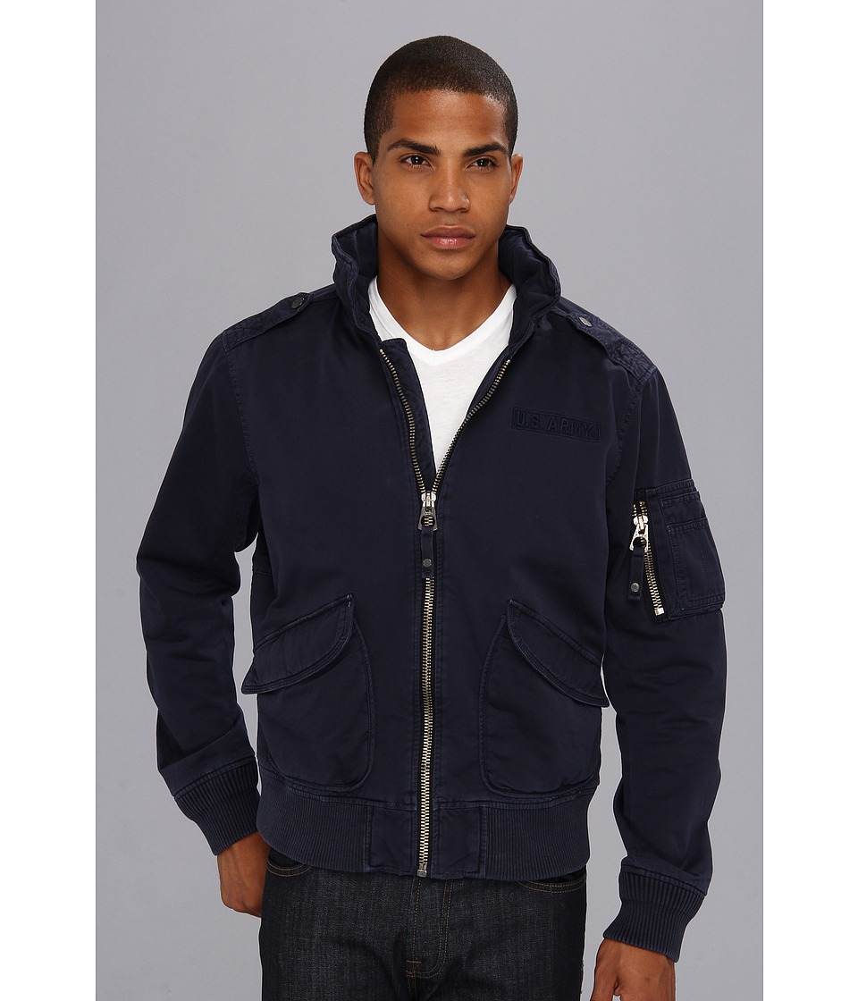 Authentic Apparel - U.S. Army The Airland Bomber (Navy) Men