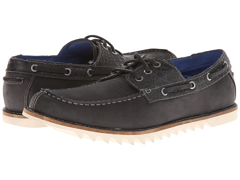 Mark Nason - Crewe (Black) Men's Shoes