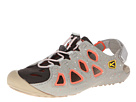 Keen Class 6 (Neutral Gray/Hot Coral) Women's Shoes
