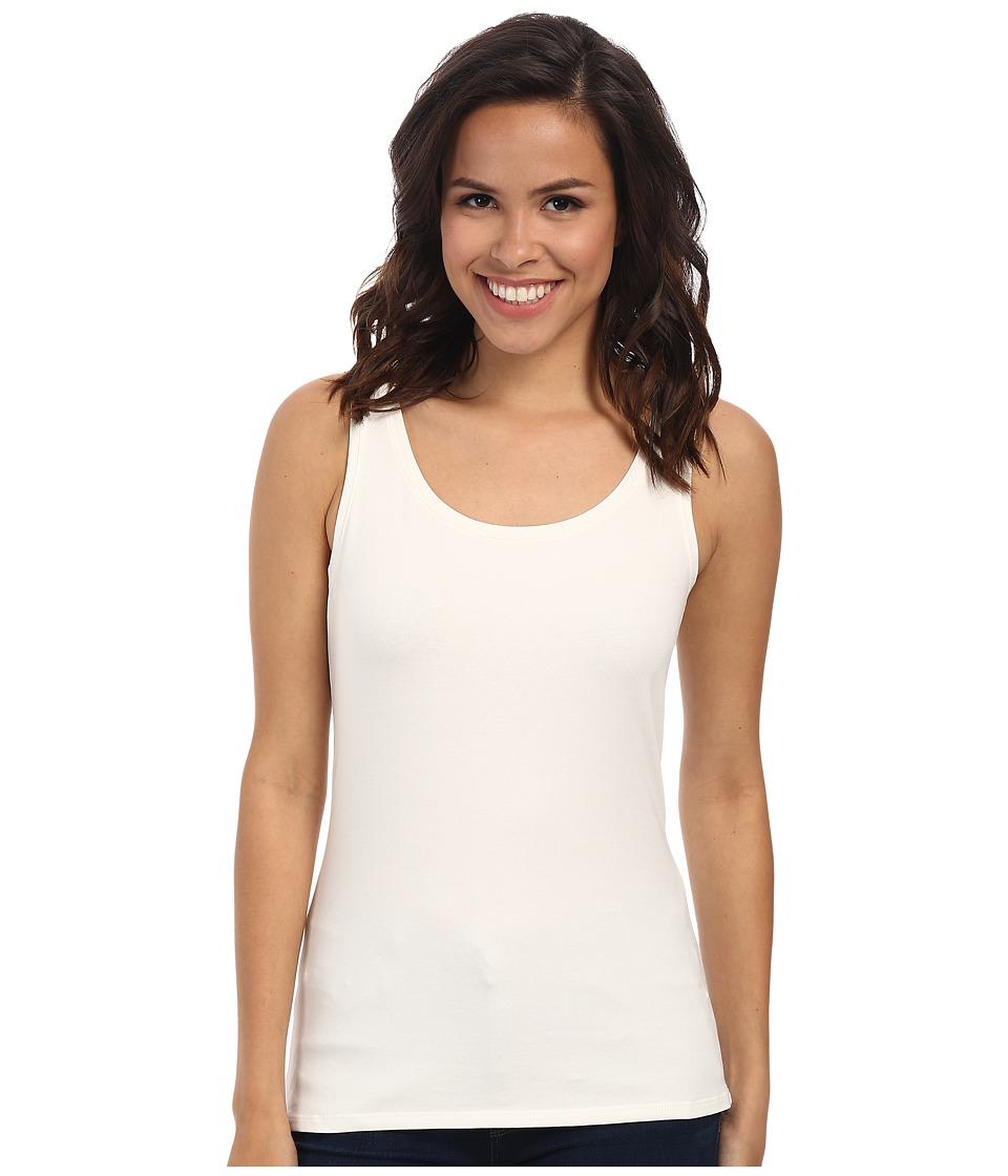 NIC+ZOE - Perfect Tank (Milk White) Women's Sleeveless