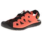 Keen Class 5 (Hot Coral/Yellow) Women's Shoes