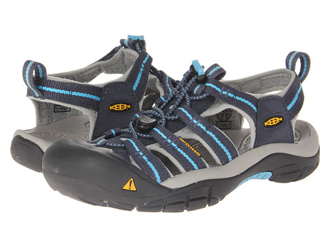 Keen - Newport H2 (Midnight Navy/Norse Blue) Women's Shoes