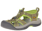 Keen Venice H2 (Burnt Olive/Lime Green)