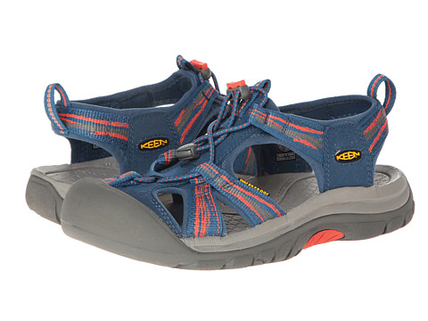 Keen - Venice H2 (Legion Blue/Hot Coral) Women's Sandals