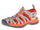 Keen Whisper (Neutral Gray/Red Clay)
