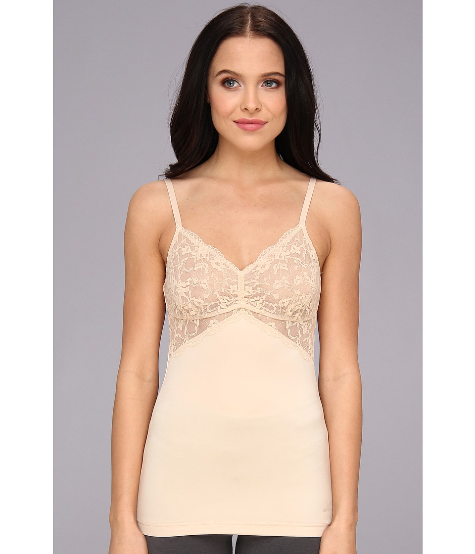 DKNY Intimates - Signature Skin Comfort Lace Cami 631231 (Pretty Nude) Women