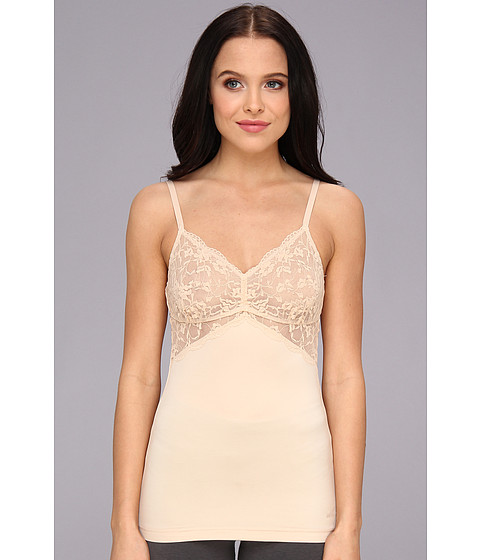 DKNY Intimates - Signature Skin Comfort Lace Cami 631231 (Pretty Nude) Women's Sleeveless