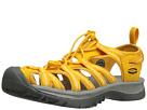 Keen Whisper (Gold Fusion/Gold Yellow) Women's Sandals