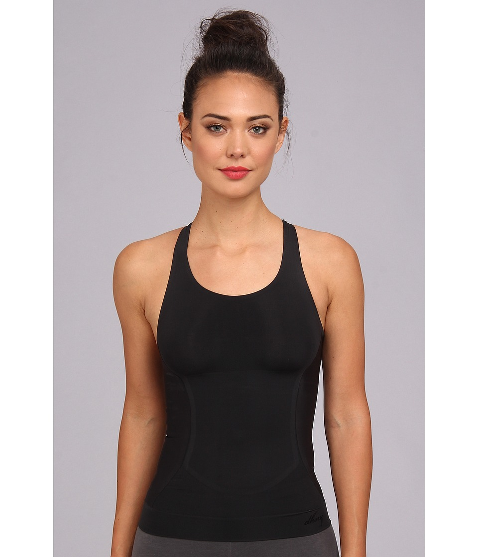 DKNY Intimates - Fusion Eclipse Racer Cami 631236 (Black) Women's Sleeveless