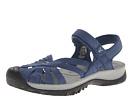 Keen Rose Sandal (Ensign Blue/Neutral Grey) Women's Shoes